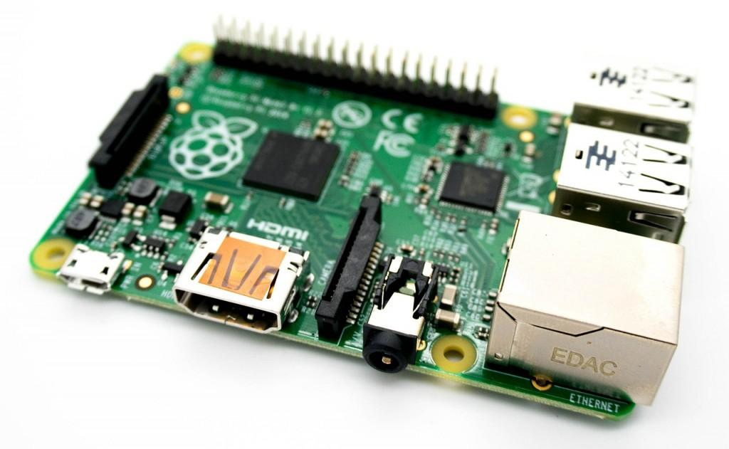 Raspberry PI Einplatinen-Computer